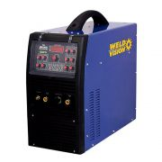 Máquina de solda inversora Eletrodo TIG Challenger 315 Pulse AC/DC com  315A trifásica  Weld Vision