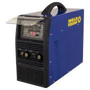 Máquina de solda inversora TIG Challenger 315 Pulse Weld Vision