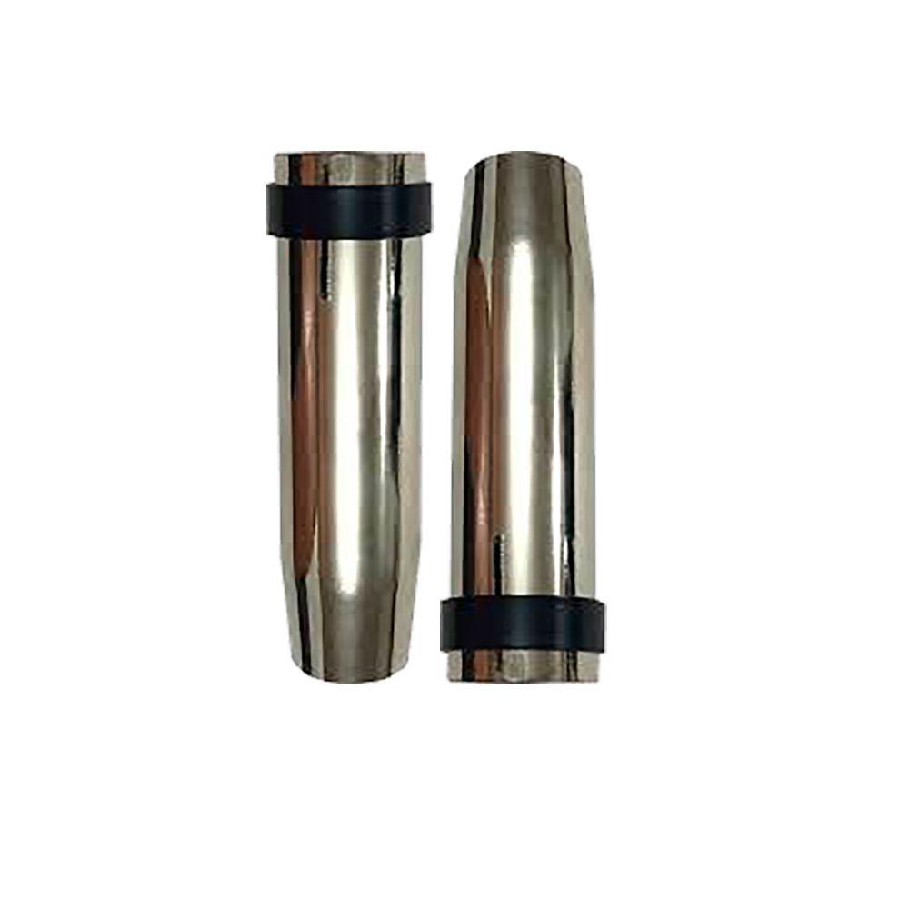 Bocal Cilíndrico para Tocha MIG D.19 - 36k / D.21 - 40k - com duas unidades