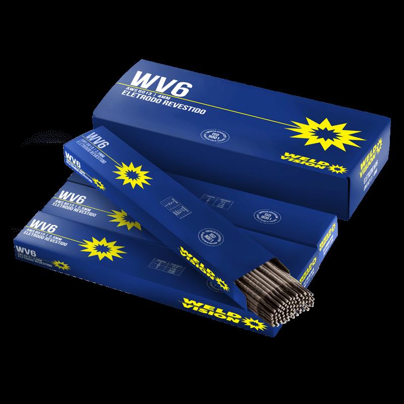 Eletrodo AWS 6013 - 2,5mm - 20kg