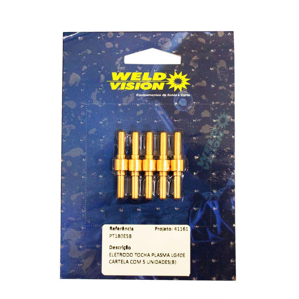 Eletrodos para plasma LG 40E com 5 unidades
