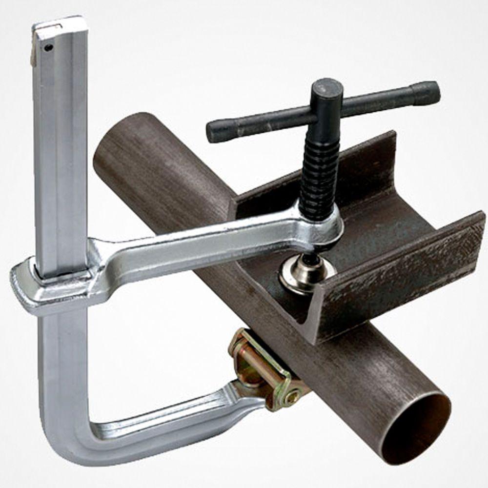Grampo Mecânico com Acessórios 4 em 1 115mm  Padrão 16mmx8mm