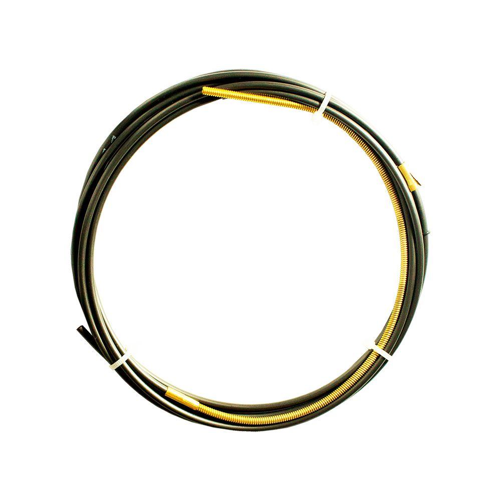 Guia Espiral Poliamida Premium de 3 Metros  e  Diâmetro de 0,6 a 0,9 mm  /  1,0 a 1,2mm