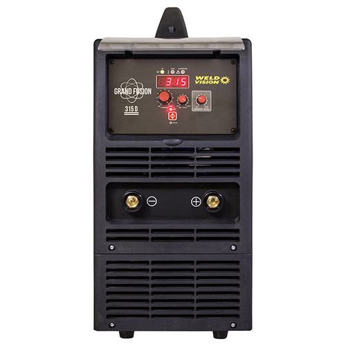 Inversora de solda Grand Fusion TIG 315A e Eletrodo Trifásica 220V/380V  Weld Vision