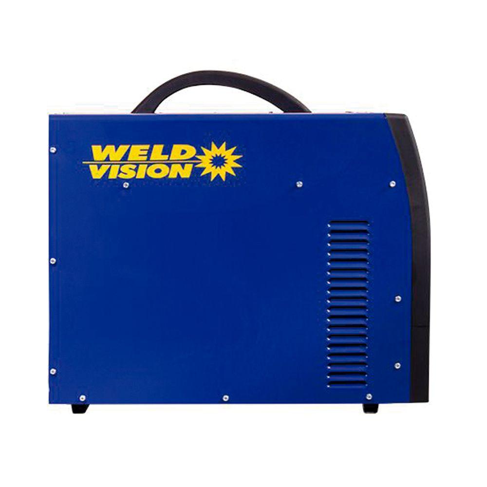 Inversora de solda Eletrodo TIG 500A trifásica 220V/380V Grand Fusion Weld Vision