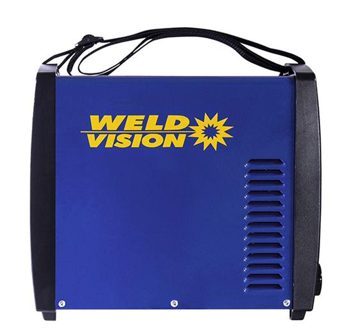 Inversora de Solda TIG Challenger 160 Pulse Weld Vision