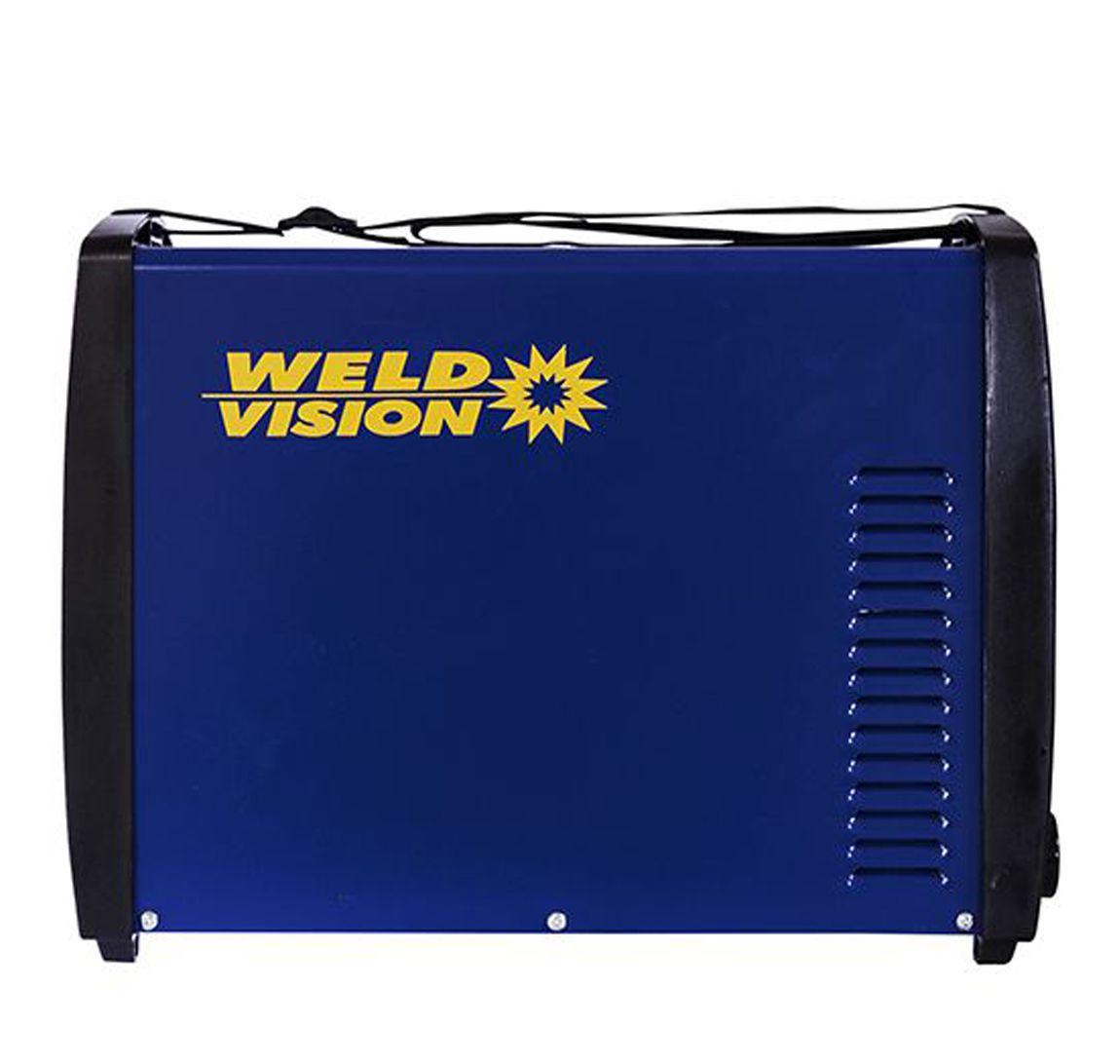 Inversora de solda TIG Challenger 200 Pulse com 200A  Weld Vision