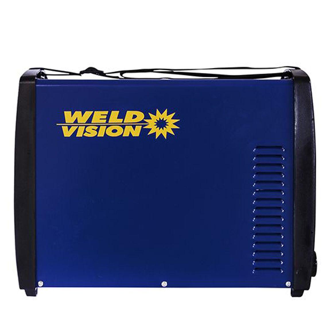 Inversora de solda TIG Challenger 250 Pulse com 250A  Weld Vision