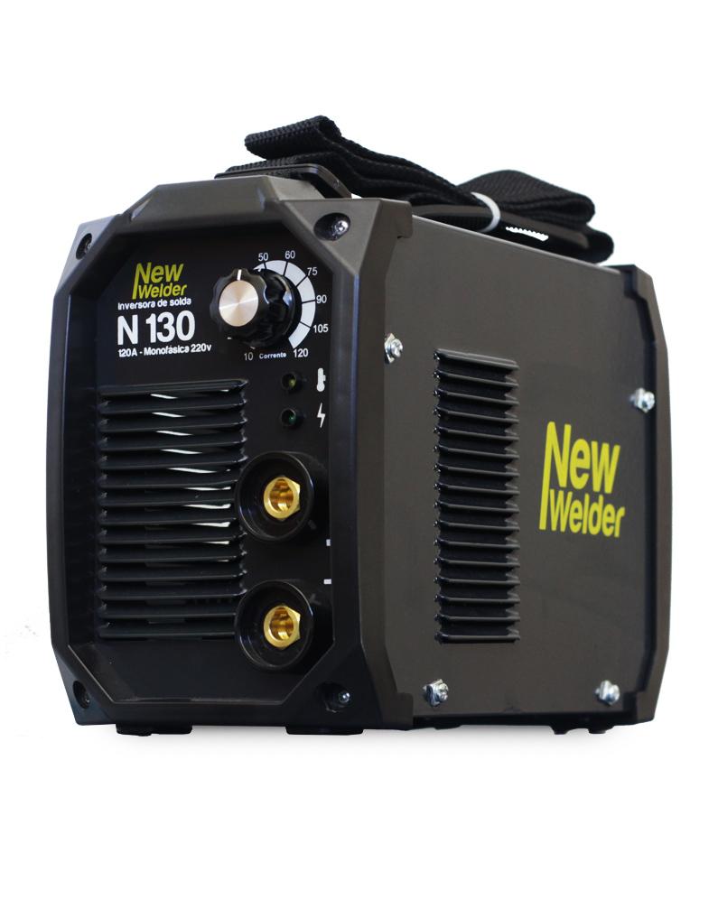 Máquina inversora de solda eletrodo TIG 130A new welder