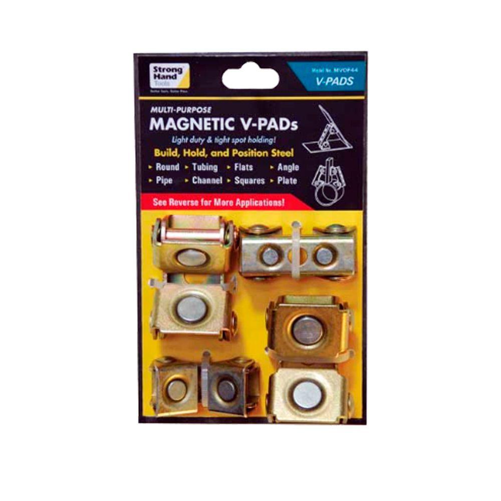Kit de Suportes Magnéticos 2 Pcs. 3,4 V-Pads (XNV210)