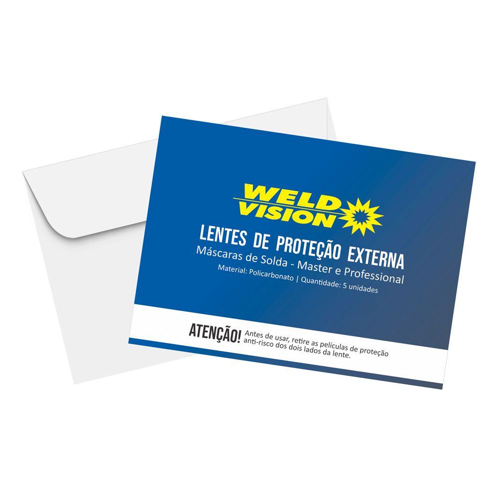 Lentes de Proteção Externa Master / Professional