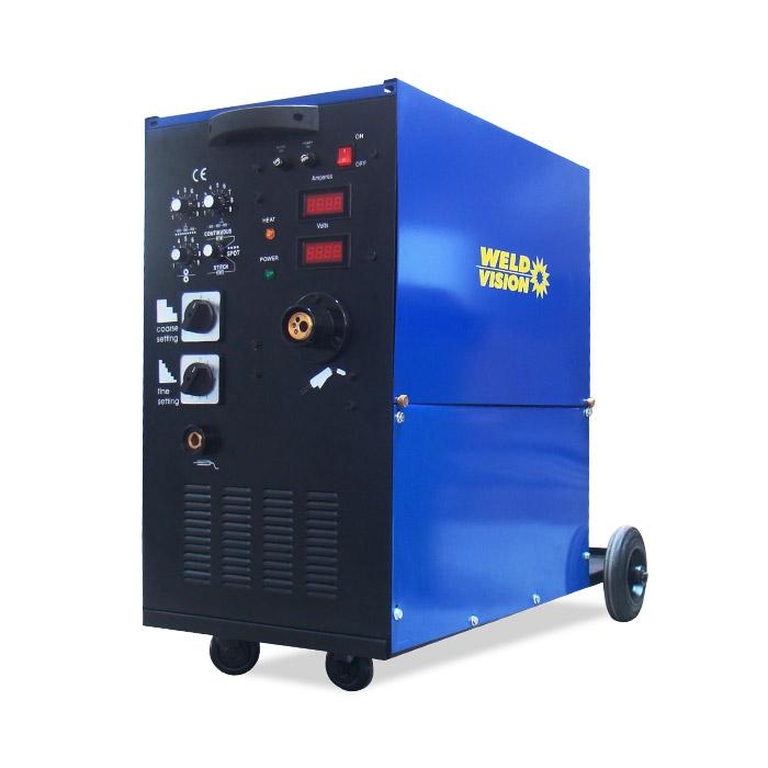 Máquina de solda  MIG STAR 4003 com 400A Weld Vision