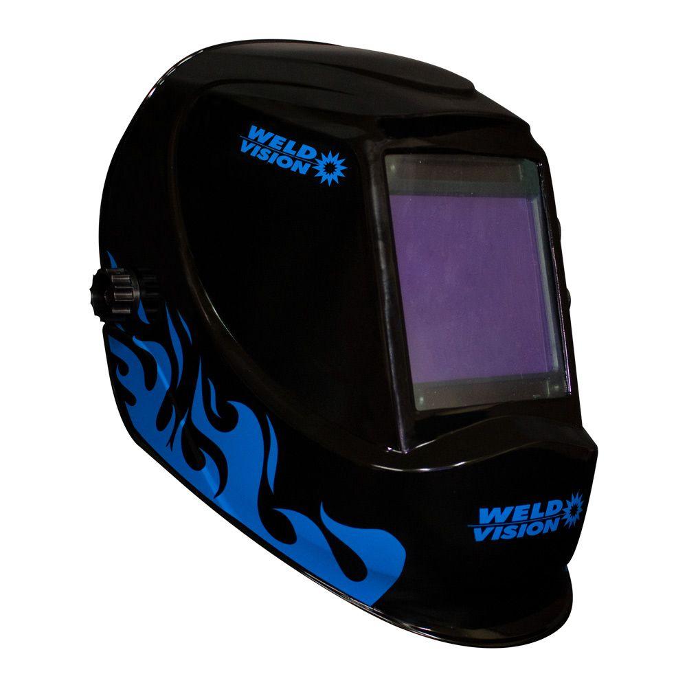 Máscara de Solda Automática Thunder
