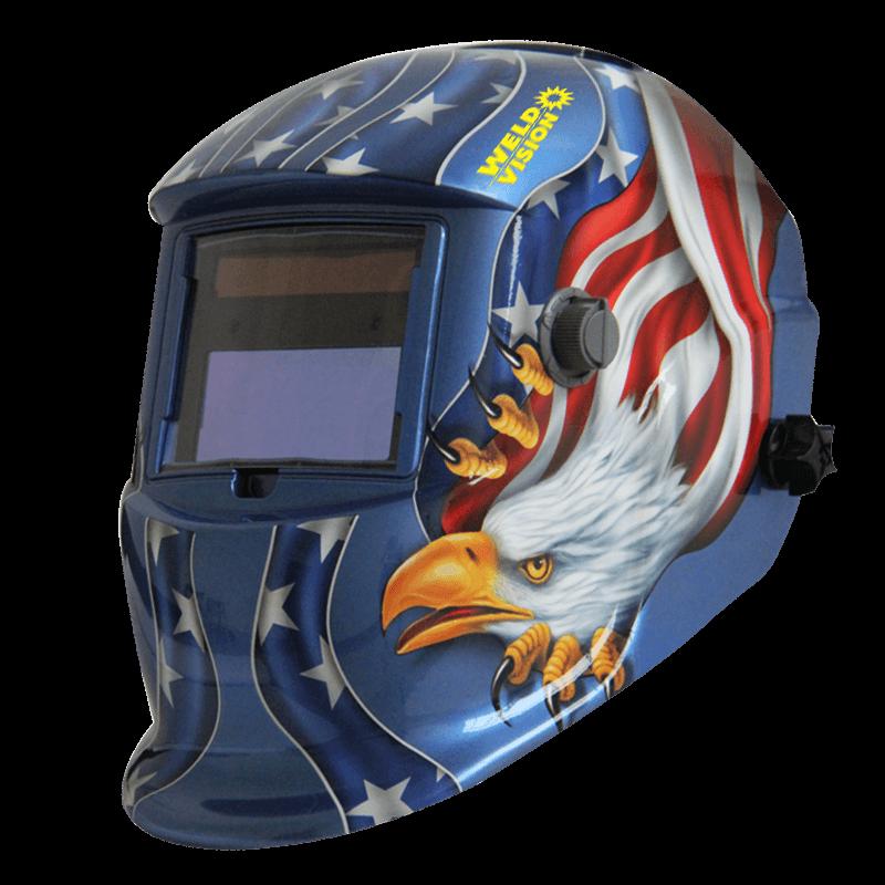 Máscara de Solda American Eagle