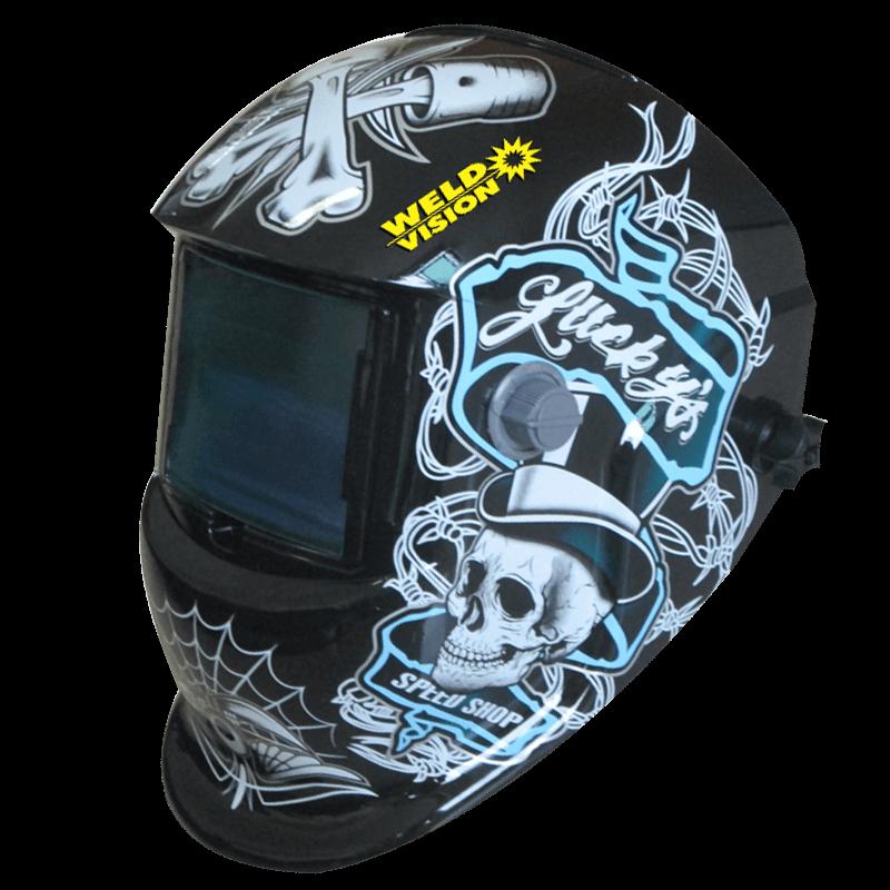 Máscara de Solda Automática Lucky's