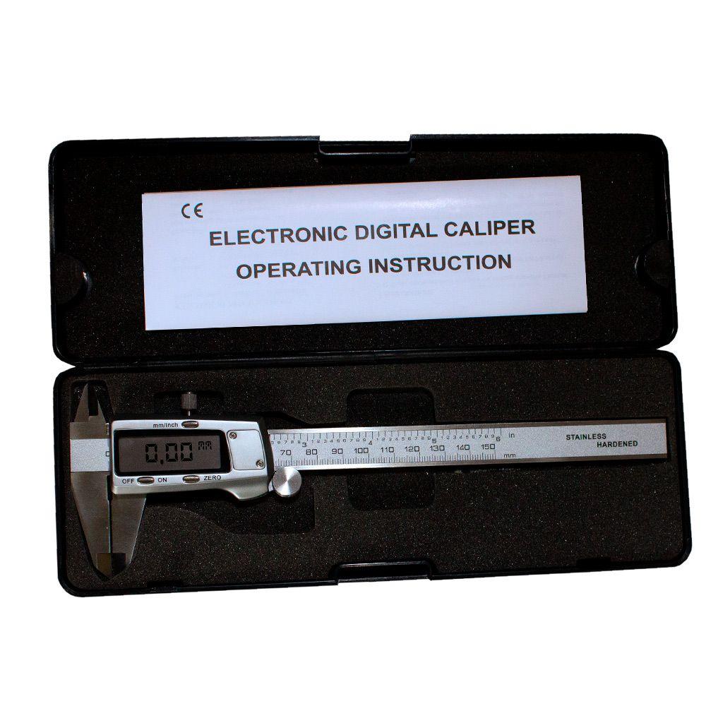 Paquímetro Digital 150 mm WV5