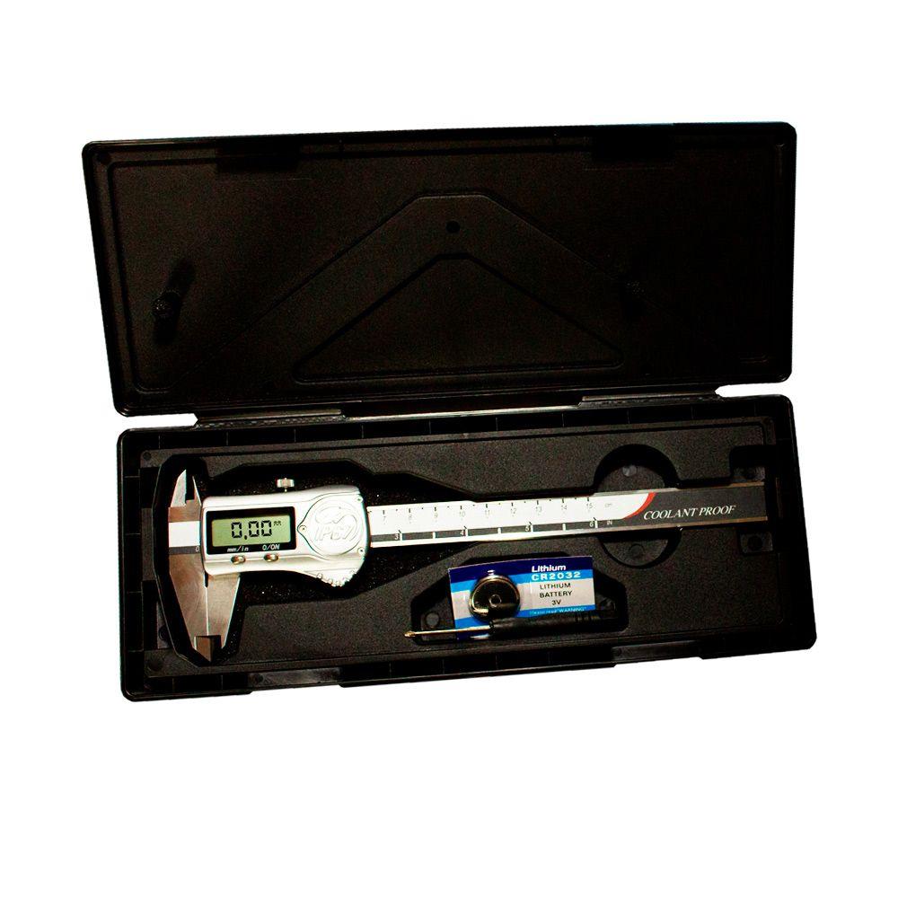 Paquímetro Digital Resistente a Água IP67  150 mm e 300 mm  WV11A