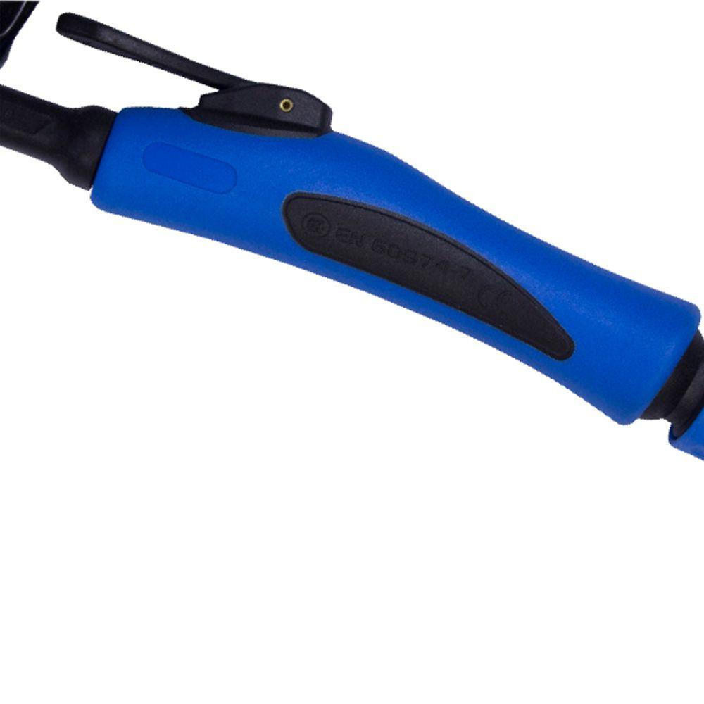 Tocha TIG 180A 26 Premium Flexível Refrigerada a Gás 3,5MTS 13mm Weld Vision