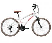 Bicicleta Caloi 400 Feminina - Branca- Tam. P - 2017