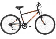 Bicicleta Caloi - Twister - Preta Laranja 7v - 2020