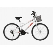 Bicicleta Caloi - Ventura - Branco 2021