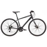 Bicicleta Cannondale - Quick 5 Disc - 2018 - Cinza Escuro