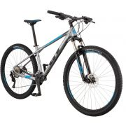 Bicicleta GT - Avalanche Elite 2019 - Cinza