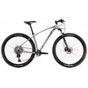 Bicicleta Oggi - Big Wheel 7.2 - 2021 - Grafite / Vermelho