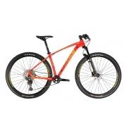 Bicicleta Oggi - Big Wheel 7.3 - 2021 - Vermelha / Amarela