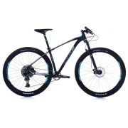 Bicicleta Oggi - Big Wheel 7.5 - 2019 Preto / Cinza / Azul