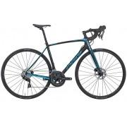 Bicicleta Oggi - Cadenza 500 Disc - 105 - Preta / Azul - 2021