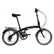 Bicicleta Rio South Way D - Dobrável - Preta