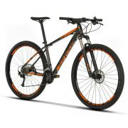 Bicicleta Sense - Rock Evo 2019 - Cinza / Laranja