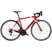 Bicicleta Wilier - GTR Team 105 - Vermelha + Brinde