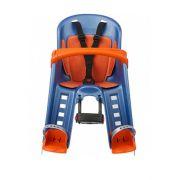 Cadeirinha Polisport - Bilby Junior - Dianteira - Caixa Direção - Azul / Laranja