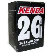 Câmara de Ar - Kenda - 26 Balão - F/V