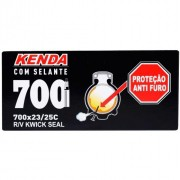 Câmara de Ar - Kenda - 700 x 23/25c C/ Selante