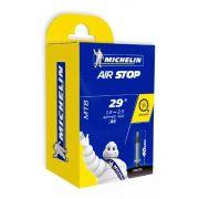 """Câmara de Ar - Michelin - 29"""" 1.95/2.25 - Válvula Presta 40mm"""