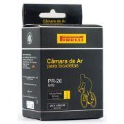 Câmara de Ar - Pirelli PR-26 - 26 x 1.50/2.20 - F/V - 48 mm