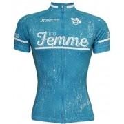Camisa ERT Advanced - Femme Azul