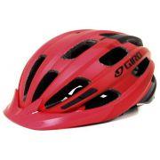 Capacete Giro - Register - Vermelho / Preto Fosco