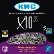 Corrente KMC - X10.93 - 10v - Prata