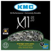 Corrente KMC - X11.93 - Prateado