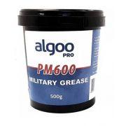 Graxa Algoo - PM600 - Militar 500g