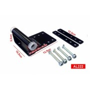 Transbike - Altmayer - Mini Rack Booster -  Eixo 15mm x 110mm