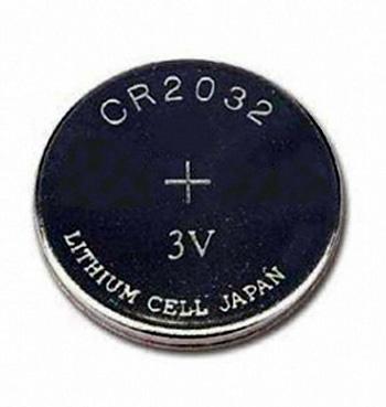 Bateria CR2032 - 3V - Unidade