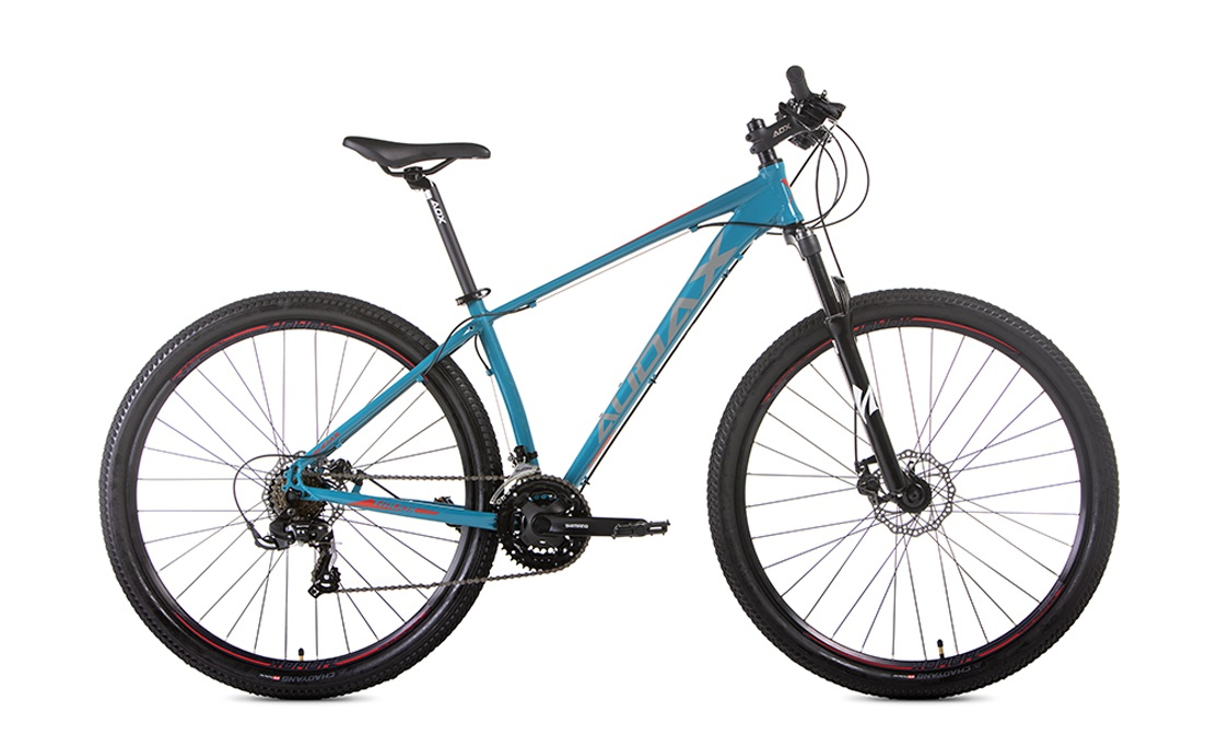 Bicicleta Audax - Havock SX - Verde Azulado - 2021