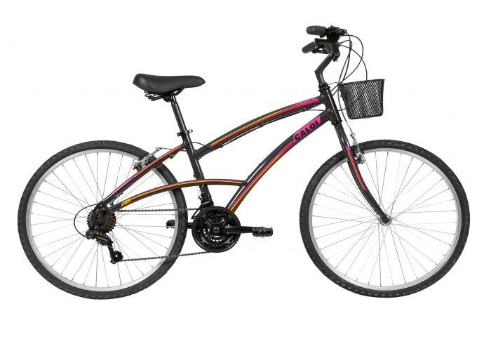 Bicicleta Caloi - 100 Comfort Feminina - 2019