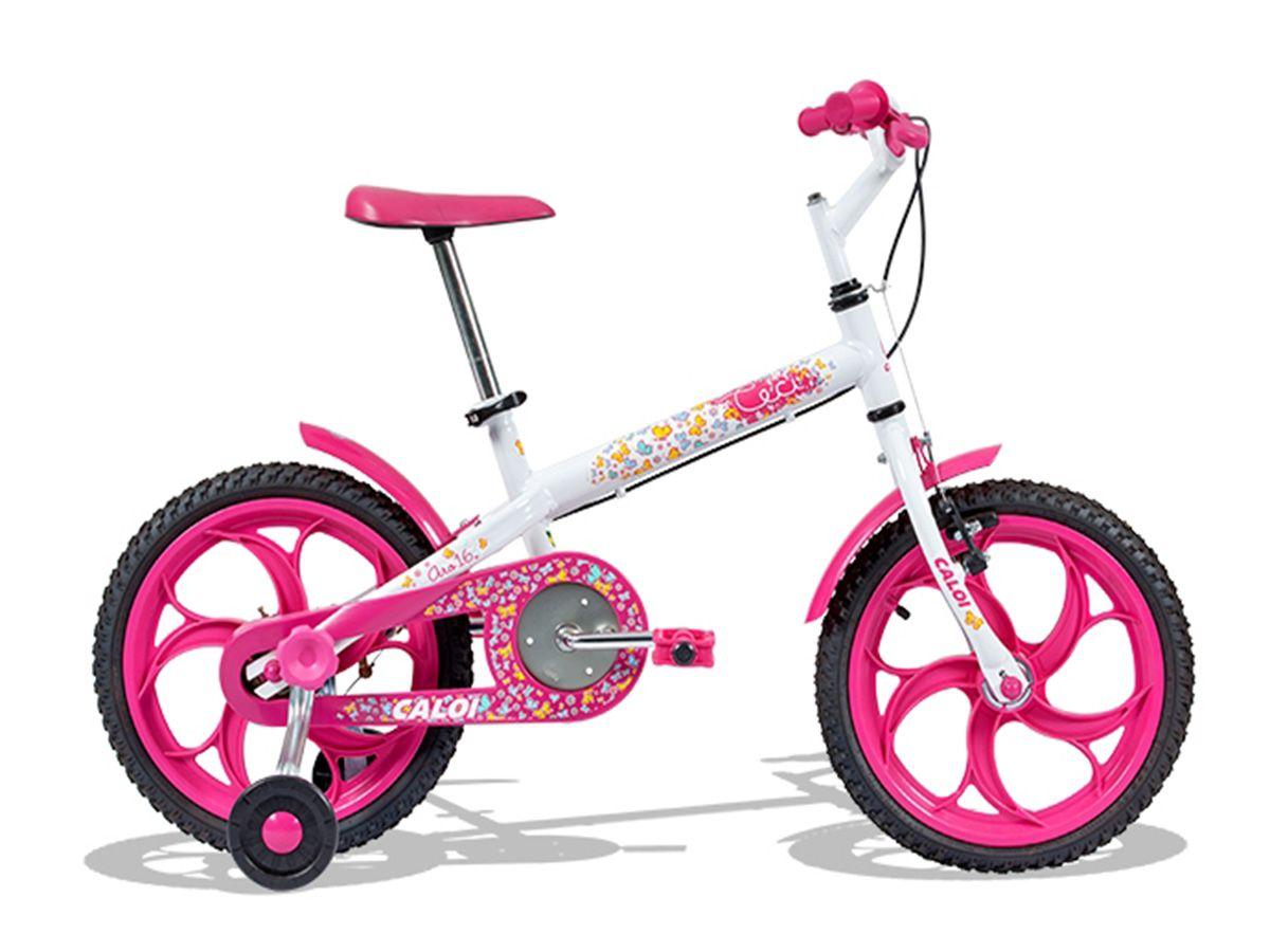 Bicicleta Caloi - Ceci 16