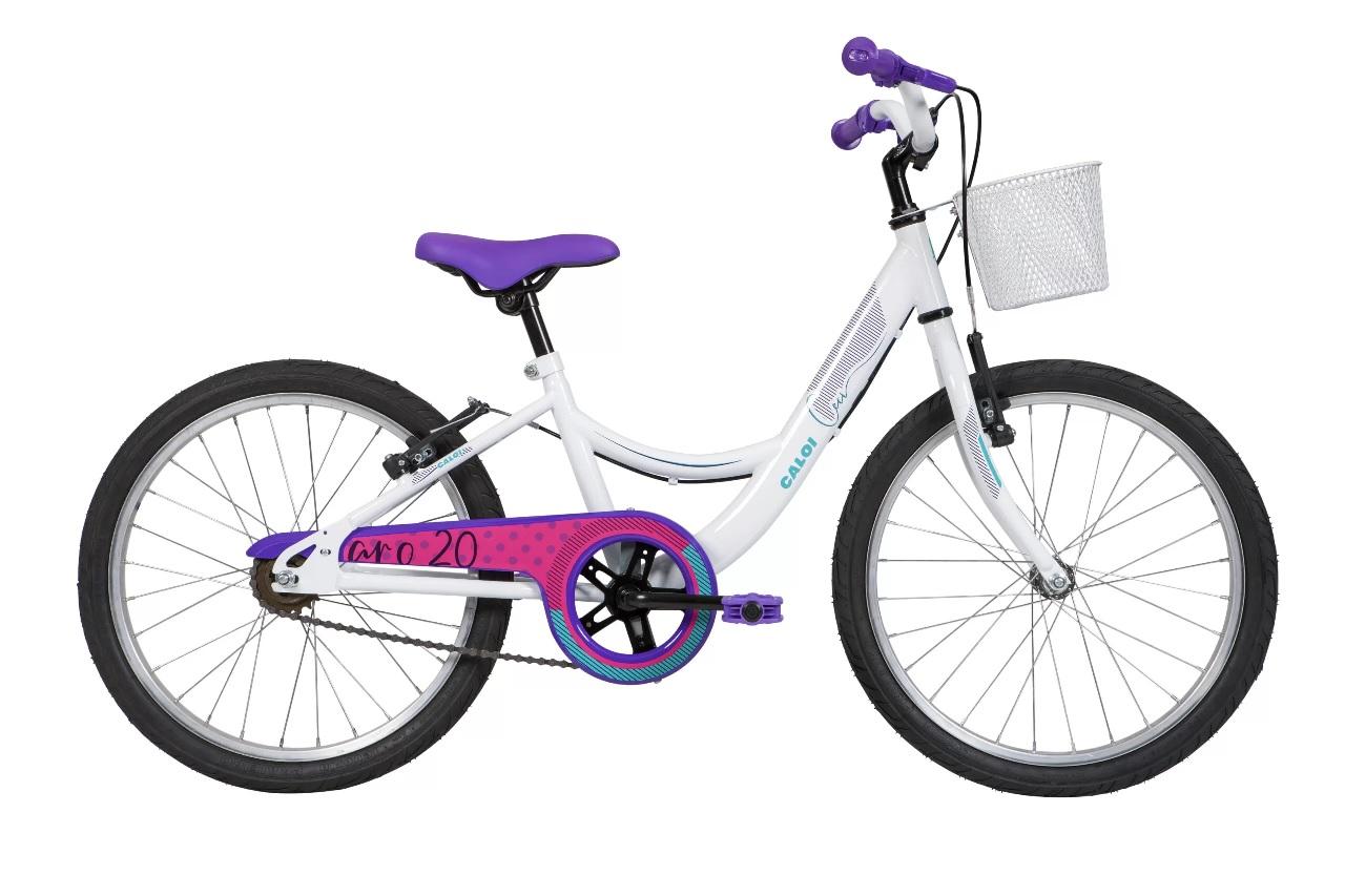 Bicicleta Caloi - Ceci 20